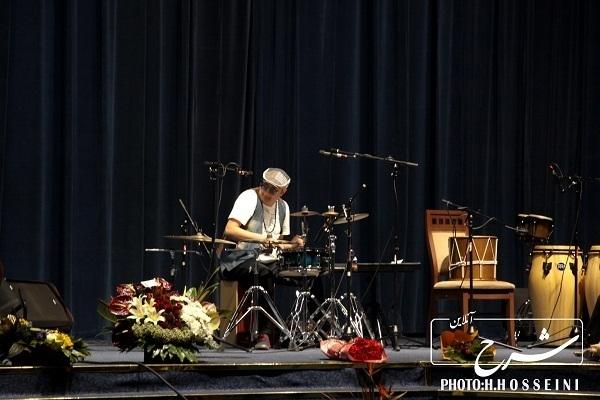 کنسرت جز گروه شیمشک در تبریز برگزار شد