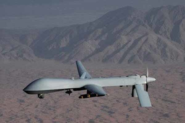 پهپاد جاسوسی آمریکا در هرمزگان سرنگون شد