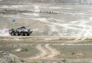 ارتش جمهوری آذربایجان وارد منطقه کلبجار شد