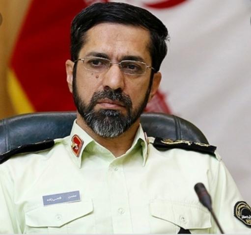 سردار فتحیزاده:صدور گذرنامه زیارتی موقت در دستور کار/افزایش ۲۰درصدی گیت در مرزها