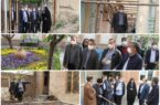 مرمت و احیاء چندین ابنیه تاریخی فرهنگی در مرکز شهر