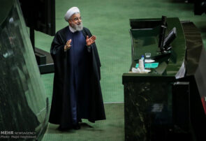 رئیسجمهور برای دفاع از «رزم حسینی» در مجلس حاضر نشد