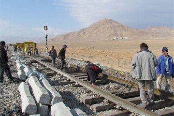 آغاز عملیات اجرایی اتصال خط آهن جمهوری آذربابجان به پارسآباد