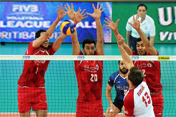 پخش زنده بازی والیبال ایران – لهستان (به صورت مستقیم از شبکه سه)