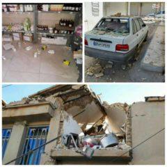 زلزله ۴.۱ ریشتری دوباره مسجدسلیمان را لرزاند