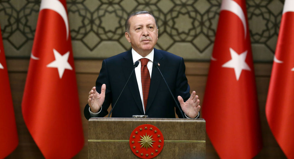 سراب اردوغان در جمهوری آذربایجان