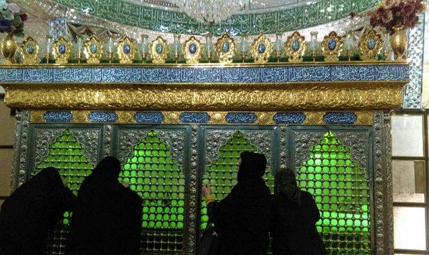 آستان امامزاده سید محمد کججانی قطب فرهنگی آذربایجان شرقی