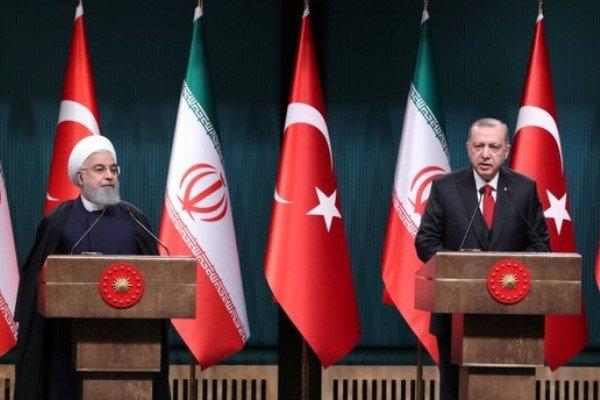 ترکیه از ایران در برابر تحریمهای ظالمانه آمریکا حمایت میکند