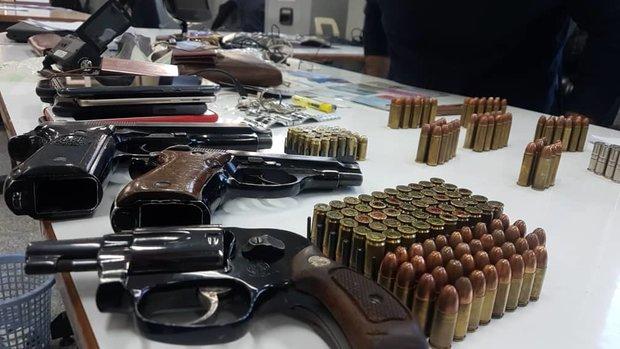 کرکره خرید و فروش سلاح در فضای مجازی پایین کشیده میشود