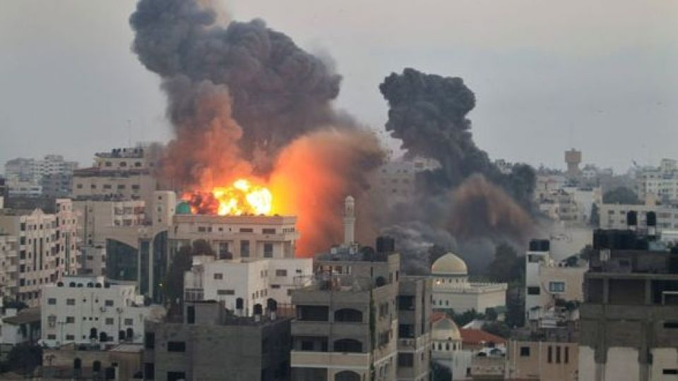 چراغ سبز نتانیاهو برای حملات سنگین به غزه/ شهادت دختربچه فلسطینی