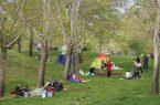 هیچ پارکی در تبریز میزبان روز طبیعت نخواهد بود