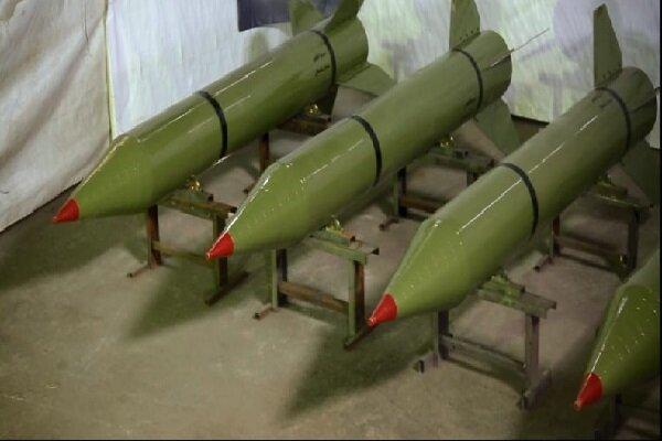 سرایا القدس موشک پیشرفته بدر-۳ را رونمایی کرد