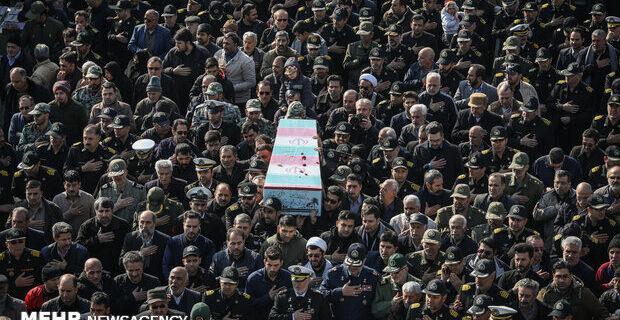 پیکر شهید «ساسان امیرخانی حسینکلو» در اهر تشییع وخاکسپاری میشود