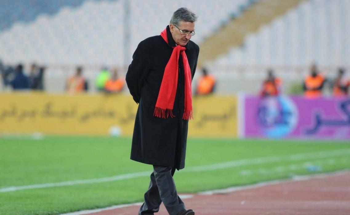 شکایت رسمی باشگاه سپاهان از سرمربی پرسپولیس