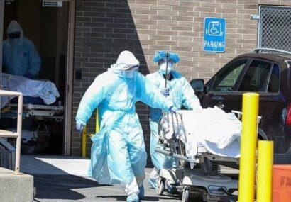 جانز هاپکینز: شمار مبتلایان به کرونا در آمریکا به هشت میلیون و ۸۰۰ هزار نفر رسید