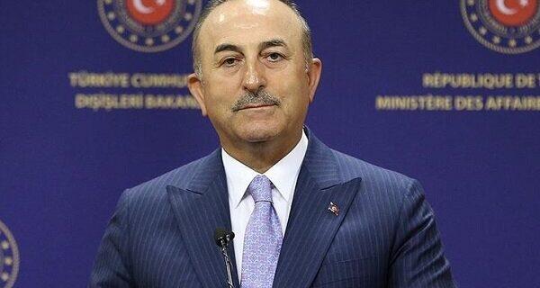 وزیران خارجه ترکیه و جمهوری آذربایجان تلفنی گفتگو کردند