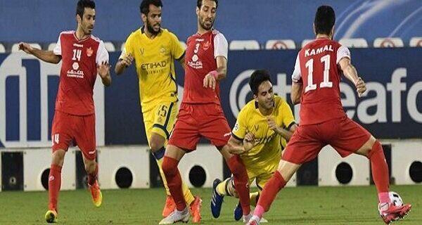 بررسی حقوقی شکایت النصر از پرسپولیس در کمیته استیناف AFC