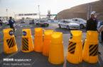 آزادراه تهران – شمال مسدود شد