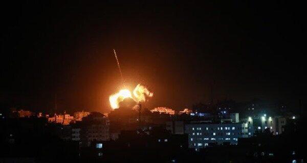 تهاجم موشکی رژیم صهیونیستی به حومه دمشق/ ۴ تن کشته و زخمی شدند