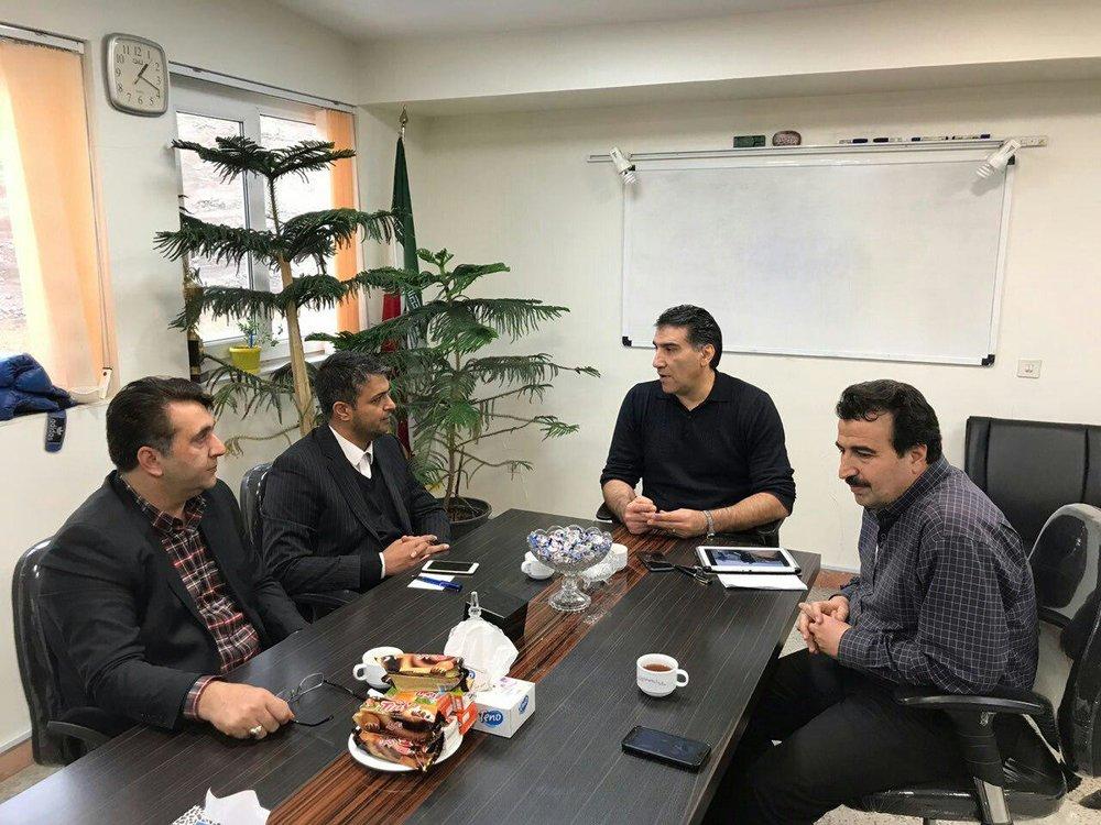 اهتمام شهرداری تبریز برای اتمام پروژه مسیر دسترسی غربی ورزشگاه یادگار امام (ره)