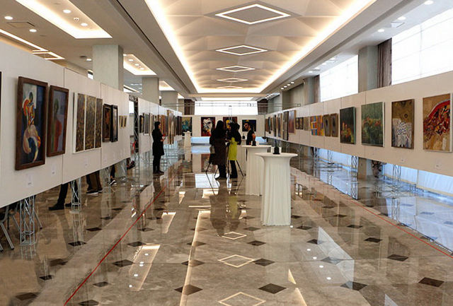«اکسپو آرت» فرصتی برای رونق فرهنگ و هنر/ شهرداری تبریز فضاهایی برای عرضهی آثار هنری فراهم میکند