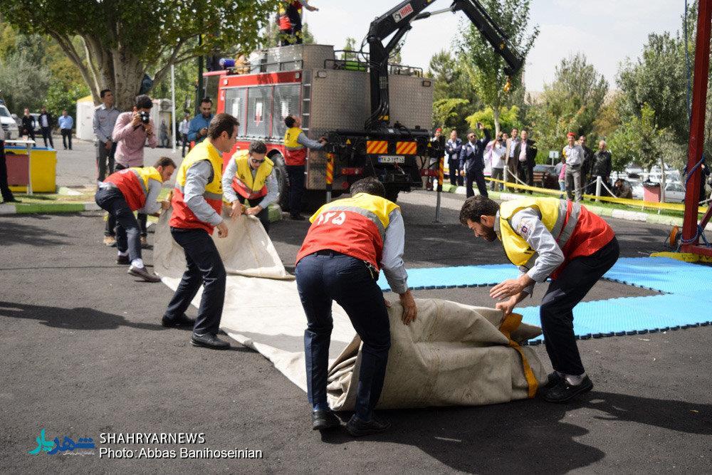 ضرورت محله محوری مدیریت بحران شهری/ تخصیص ۱۳۰ میلیارد تومان برای خرید تجهیزات بحران در شهرداری تبریز