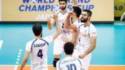 پخش زنده بازی والیبال ایران و پرتغال(پخش مستقیم همزمان با شبکه سه)