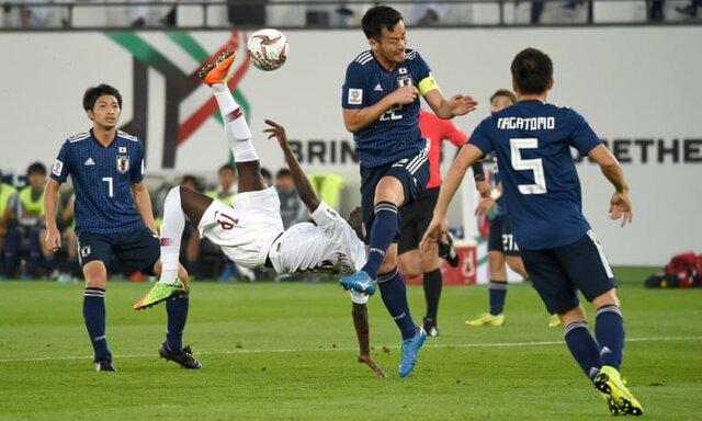 قطر۳ – ژاپن۱/قطر قهرمان جام ملت های آسیا شد