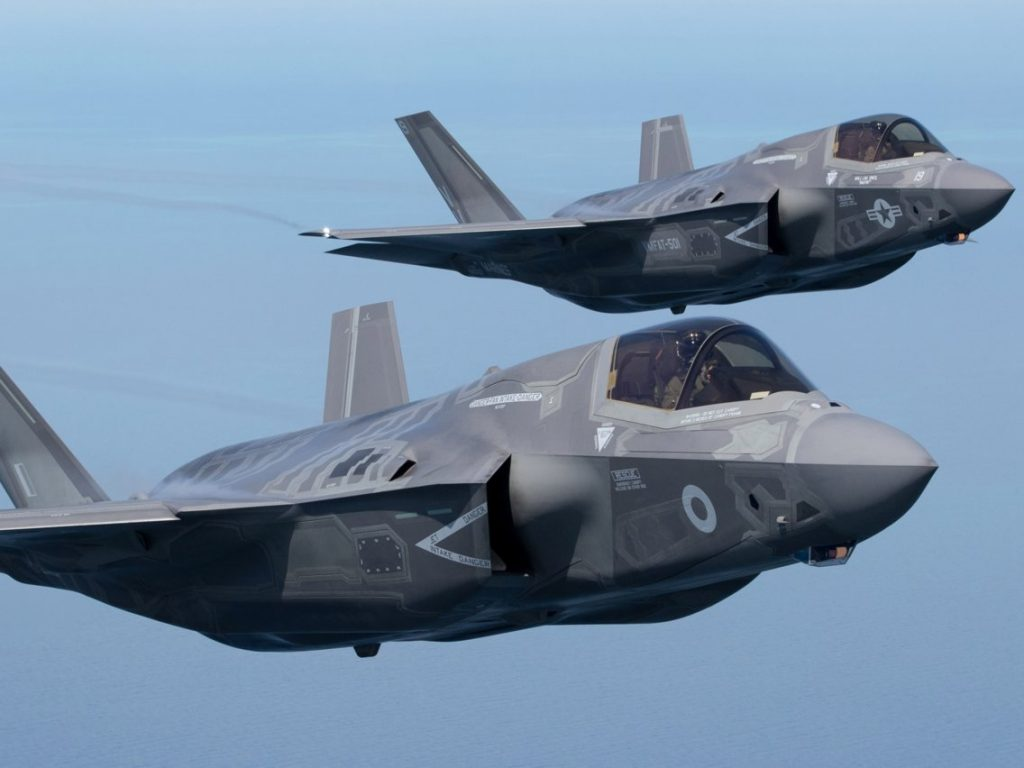 ژاپن لاشه جنگده F-35 را در اقیانوس آرام پیدا کرد