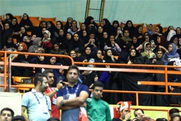 فروش بلیط مسابقات والیبال به خانمها تا مشکلات فنی سایت