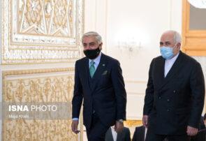اهداف سفر عبدالله عبدالله به ایران چه بود؟