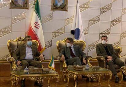 مدیرکل آژانس وارد تهران شد