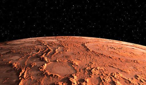 ۲۰۲۰؛ سال یورش انسان به مریخ بود