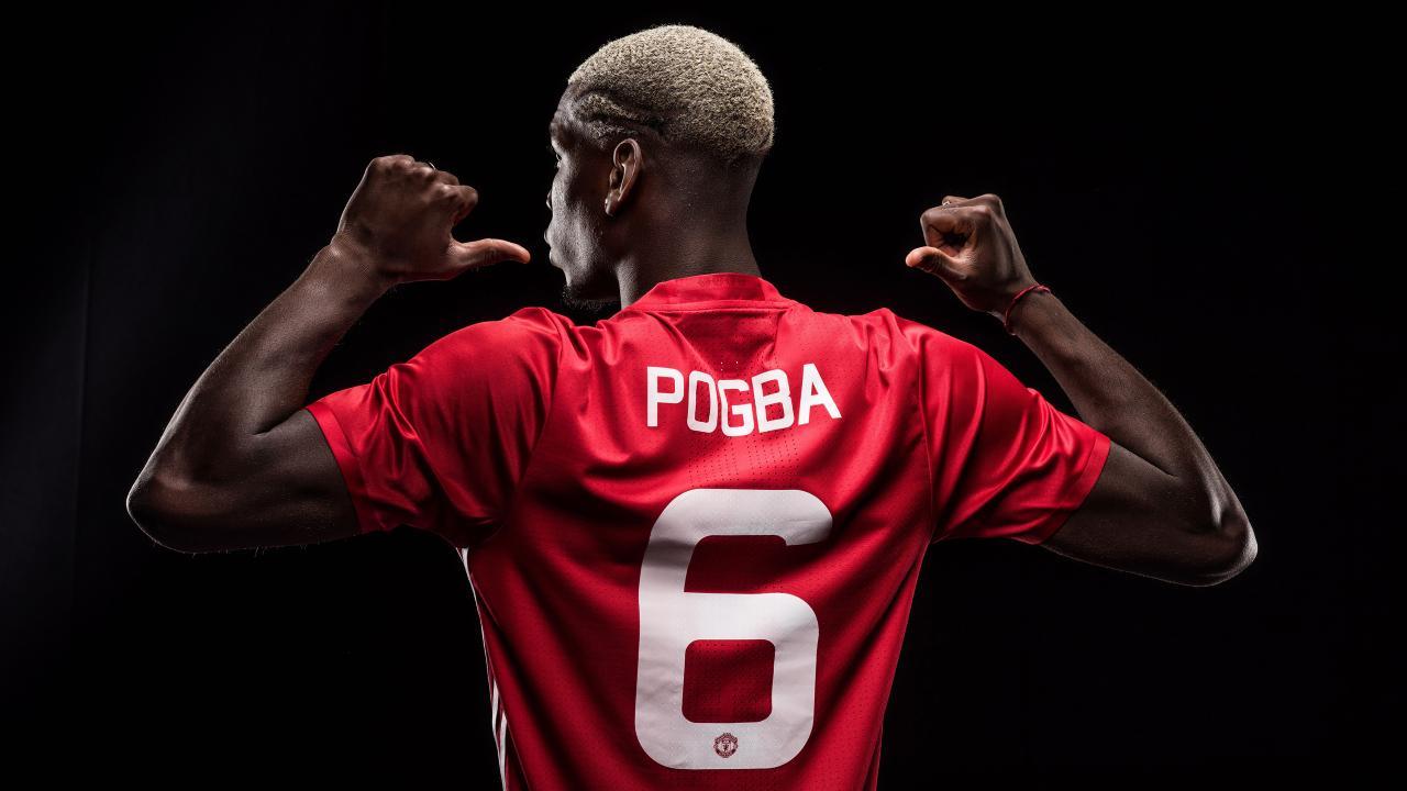 پل پوگبا دوست دارد رئالی شود + فیلم