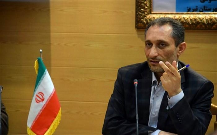 چهار شهرستان آذربایجانشرقی در وضعیت نارنجی کرونا قرار دارند