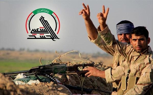 الحشد الشعبی از موفقیت عملیات مشترک عراق و سوریه در مرز خبر داد