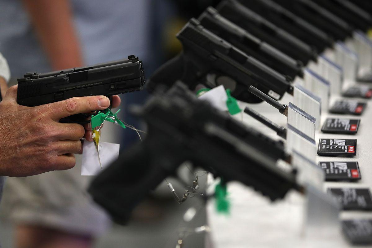 مرگ۴۰۰۰۰آمریکایی بر اثر شلیک گلوله