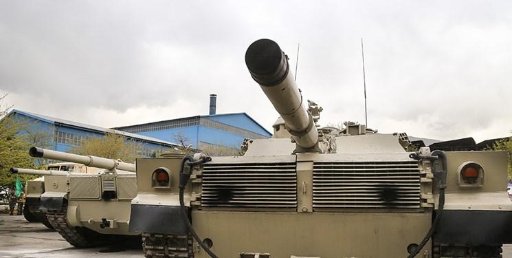 نیروی زمینی ارتش از دستاوردهای خود پرده برداشت/ از سامانه هدایت لیزری تا نیروگاه خورشیدی