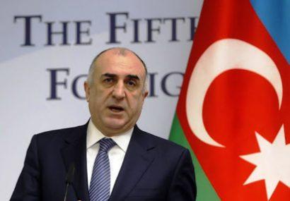 وزیر امور خارجه جمهوری آذربایجان برکنار شد