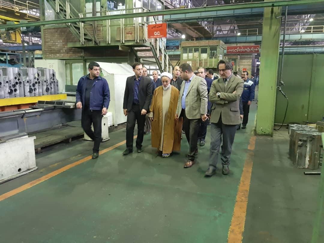 هاشم زاده هریسی: ماشین سازی نه تنها حیثیت آذربایجان، بلکه آبروی کل نظام است