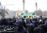 راهپیمایی ۲۲ بهمن ۹۸ تبریز از دریچه دوربین شرح آنلاین