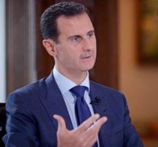 بشار اسد: «اردوغان» یک دزد است