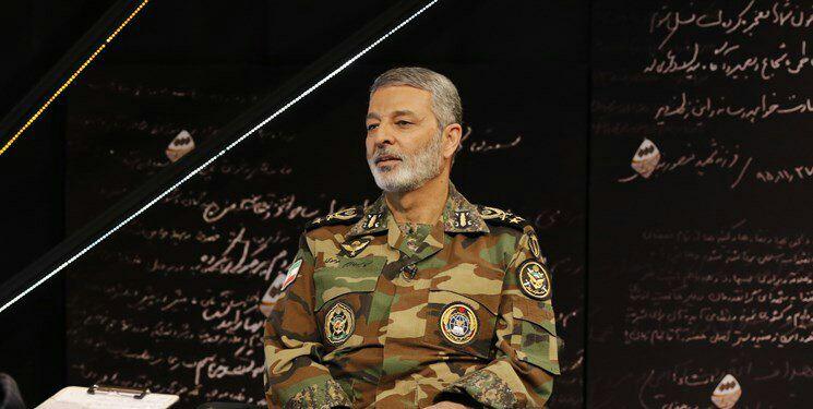 سرلشکر موسوی: تحریم، تهدید و فتنه خللی در اراده ملت ایجاد نمیکند