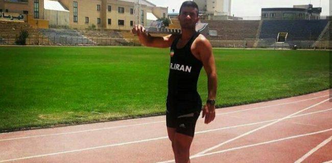 اداره ورزش و جوانان اسکو هیچ حمایتی از من نکرده است