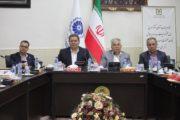 نشست مدیر عامل بانک صنعت و معدن با فعالان اقتصادی استان