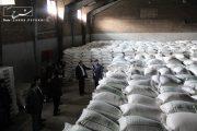 انبارهای پر از گندم، برنج و شکر آذربایجان شرقی+عکس