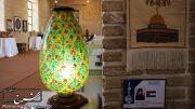 گزارش تصویری/ نمایشگاه دومین جشنواره خلاقیت و نوآوری در هنر اسلامی