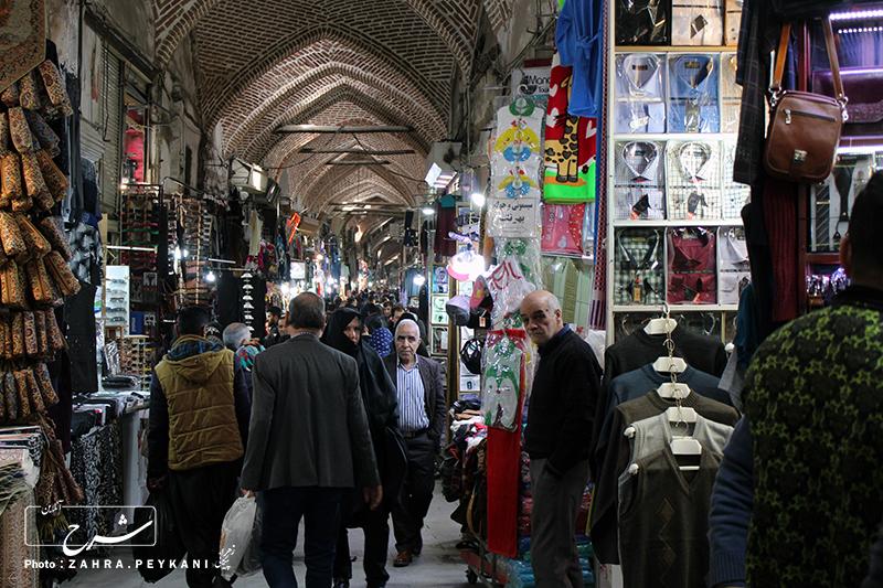 Dünyanın ən böyük qapalı bazarı: Təbriz bazarı