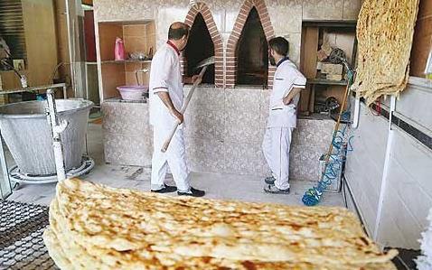 افزایش ۳۰ درصدی قیمت نان در تبریز