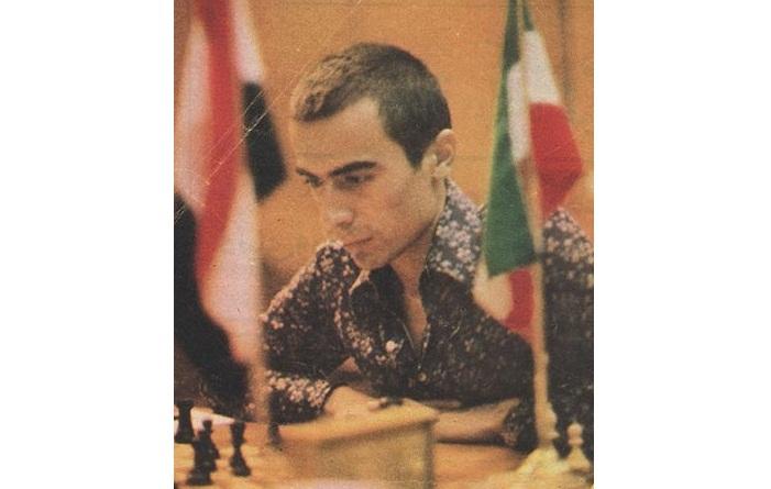 خسزو هرندی ، شطرنج